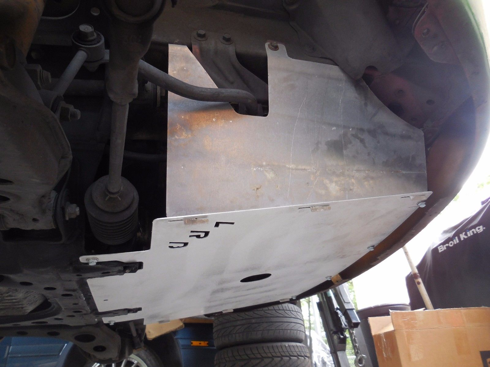 What Does Cnc Stand For >> NA Miata Aluminum Aero Undertray