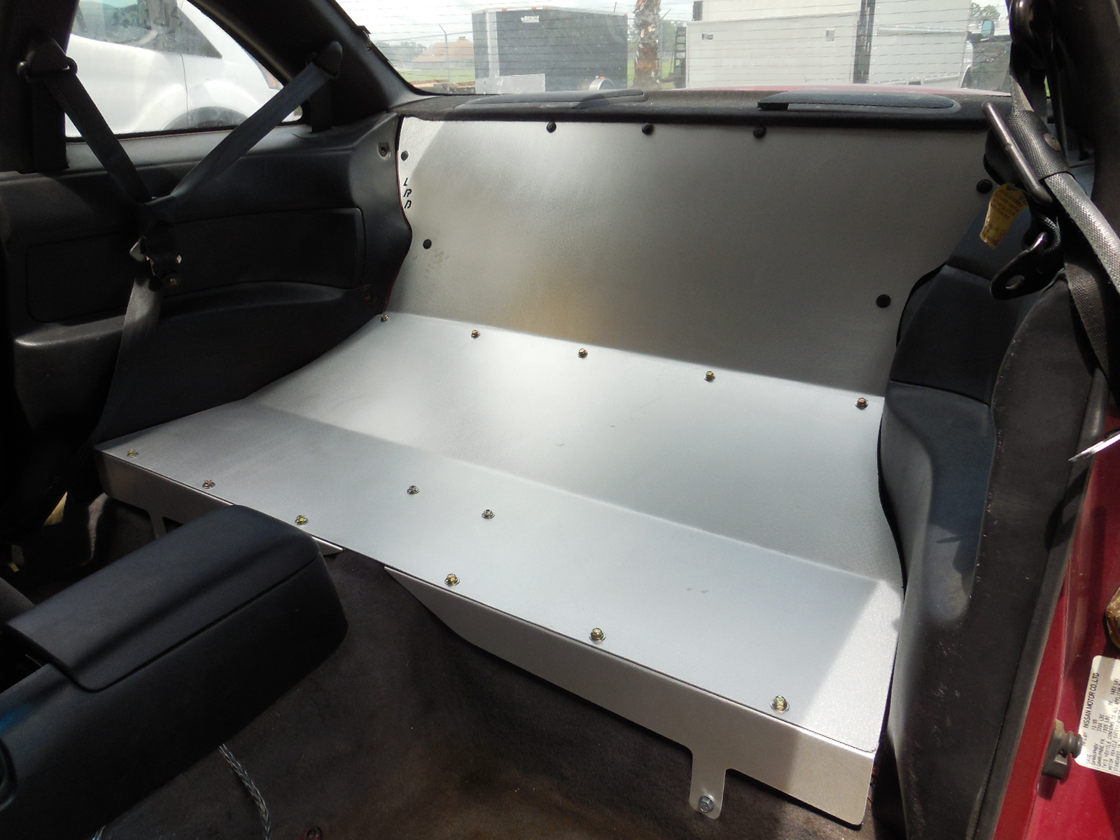 S14 Rear Seat Delete Lrb Speed