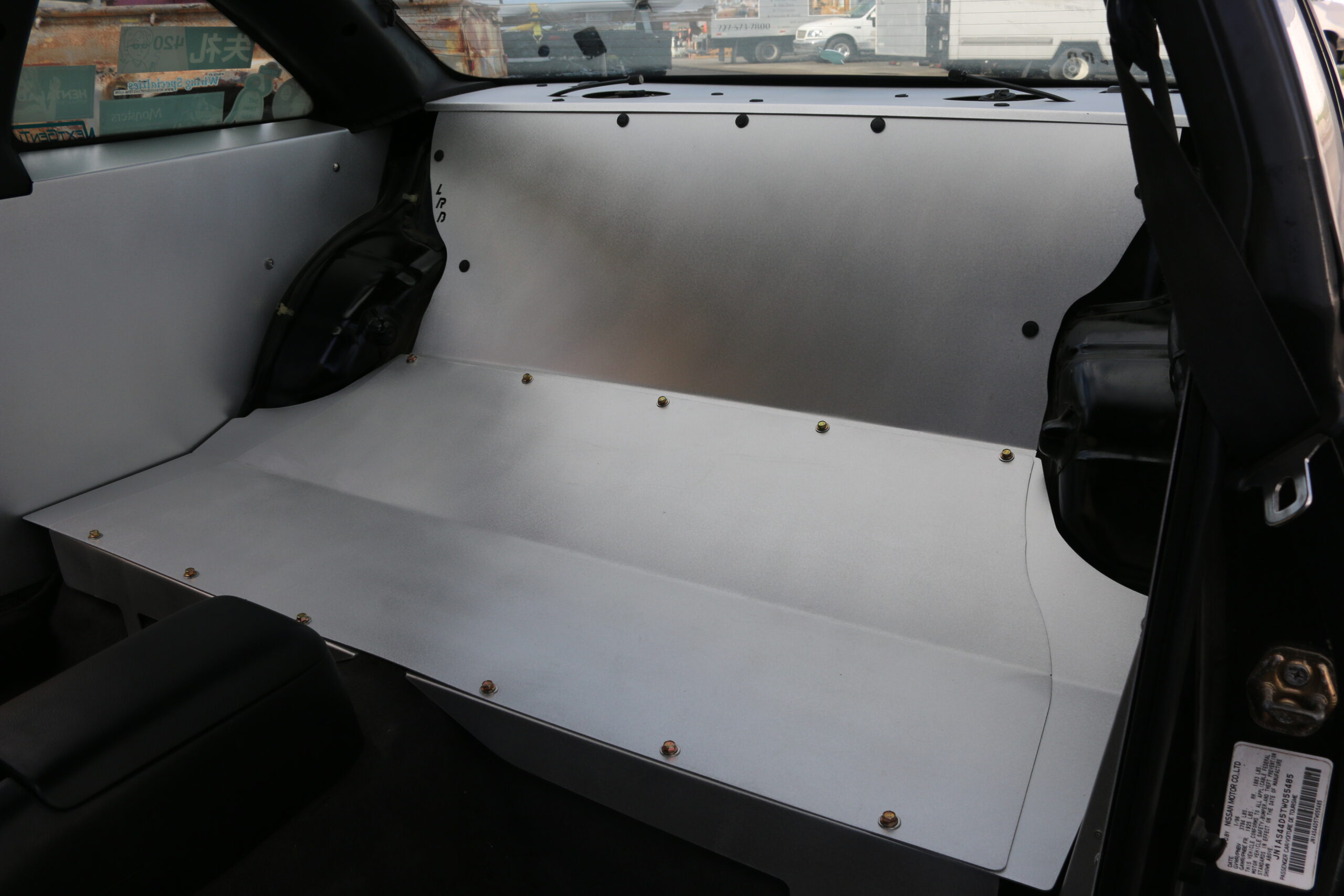 S14 Rear Interior Kit