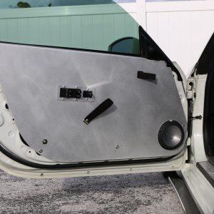 350Z Aluminum Door Panels